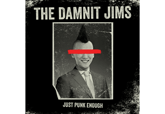Damnit Jims - Just Punk Enough [CD]