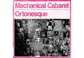 Mechanical Cabaret - Ortonesque [CD]