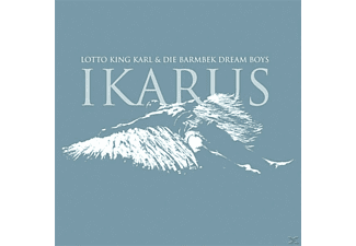 Lotto King Karl - Ikarus/Digi [CD]