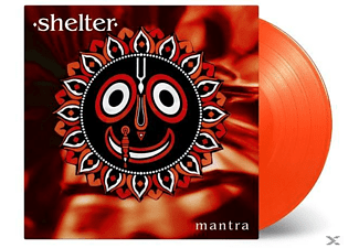 Shelter - Mantra (LTD Transparent Red/Orange [Vinyl]