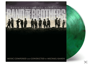 Kamen Michael - Band Of Brothers (LTD Transparent G - (Vinyl)