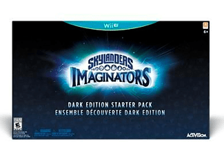 Skylanders Imaginators - Starter Pack (Dark Edition) | Wii U