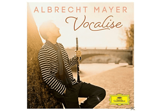 Albrecht Mayer - Vocalise [CD]