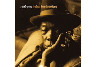John Lee Hooker - Jealous [CD]