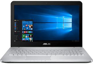 ASUS Vivobook Pro N552VW-FY094T Intel Core i7-6700HQ/16GB/1TB/GeForce GTX 960M 2GB