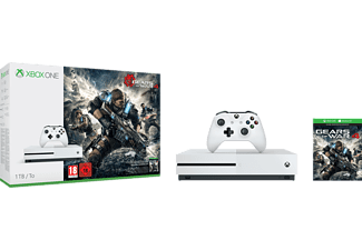 MICROSOFT Xbox One S 1 TB Gears of War 4 Bundel
