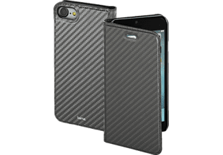 HAMA Guard, Apple, Bookcover, iPhone 7, High-Tech-Polyurethan (PU), Grau