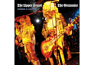 THE UPPER CRUST, THE GRANNIES - Lords & Ladies (Split Release LP) - (Vinyl)