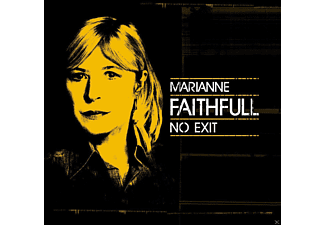 Marianne Faithfull - No Exit [CD + DVD Video]