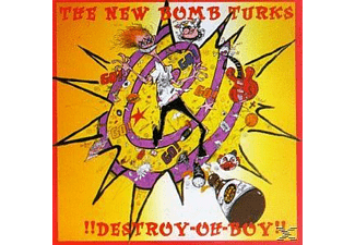New Bomb Turks - Destroy-Oh-Boy!! - (Vinyl)
