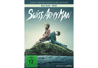 Swiss Army Man (Limited Collector's Editon) - (Blu-ray + CD + DVD)