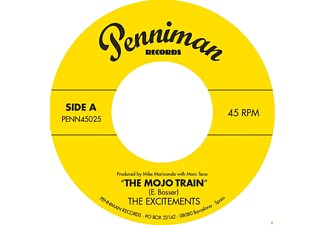 The Excitements - THE MOJO TRAIN - (Vinyl)