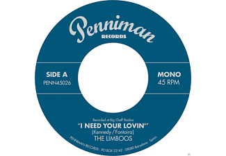 Limboos - I Need Your Lovin/ I'm A Fool (7inch) [Vinyl]
