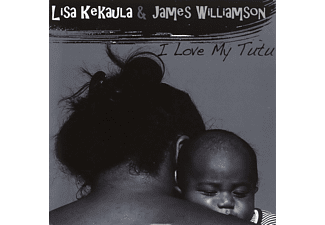 James Williamson, Lisa Kekaula - I Love My Tutu - (Vinyl)