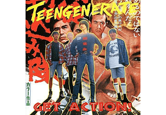 Teengenerate - Get Action [Vinyl]
