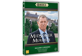 Morden i Midsomer - Box 2 Thriller DVD