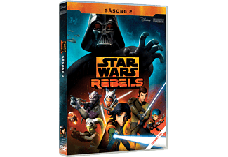 Star Wars Rebels - Säsong 2 Animation / Tecknat DVD