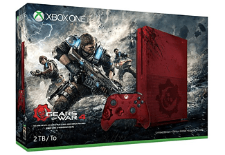 MICROSOFT Xbox One S Gears of War 2TB 4 Limited Edition
