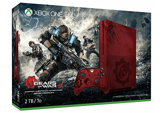 MICROSOFT Xbox One S Gears of War 2TB 4 Limited Edition - (23N-00009)