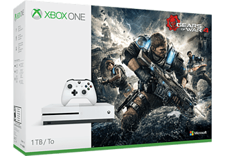 MICROSOFT Xbox One S Gears of War 4 Bundle 1TB