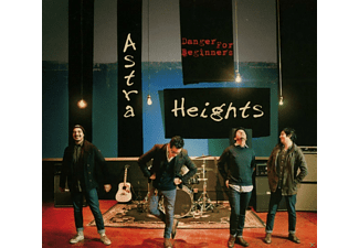 Astra Heights - Danger For Beginners - (CD)