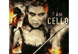 Dan  Cullen, Deryn Cullen - I Am Cello - (CD)