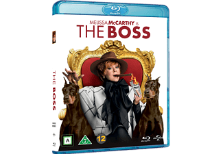 The Boss Komedi Blu-ray