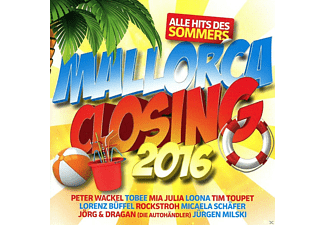VARIOUS - Mallorca Closing 2016 - Alle Hits Des Sommers - (CD)