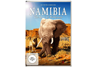 Namibia-The Spirit of Wilder [DVD]
