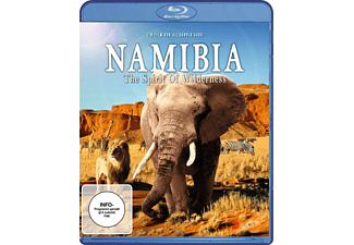 Namibia-The Spirit of Wilder - (Blu-ray)