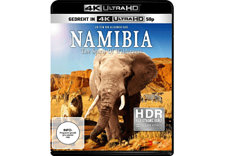 Namibia-The Spirit of Wilder - (4K Ultra HD Blu-ray)
