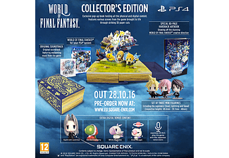World Of Final Fantasy Collectors's Edition PS4