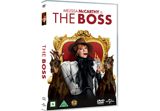 The Boss Komedi DVD