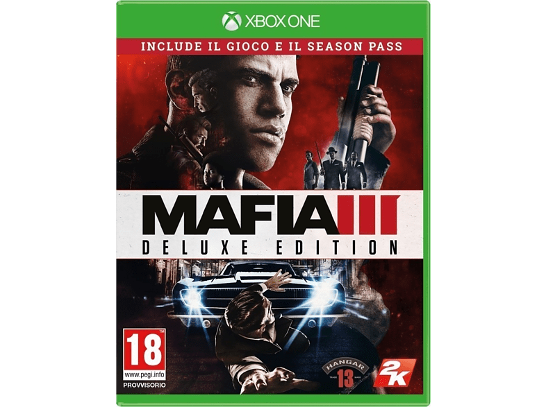 Mafia III Deluxe Edition gaming   offline microsoft xbox one παιχνίδια xbox one gaming games xbox one gam