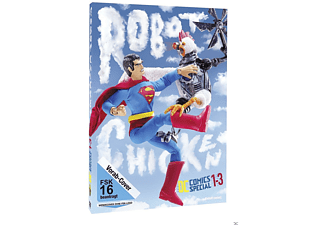 Robot Chicken: DC Comics Special 1-3 - (DVD)