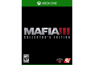 Mafia III Collector's Edition Xbox One