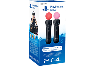SONY PlayStation Move Motion Kontroll - Dubbelpack