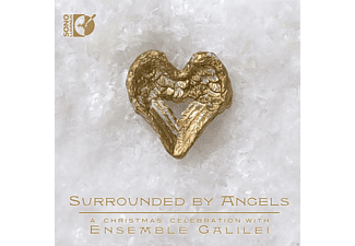 Ensemble Galilei - Sourrounded by Angels - (CD)