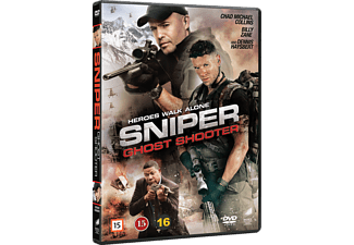 Sniper: Ghoost Shooter Action DVD