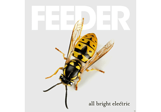 Feeder - All Bright Electric - (Vinyl)