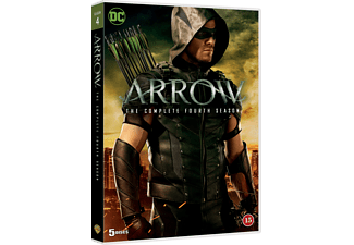 Arrow Säsong 4 Action DVD