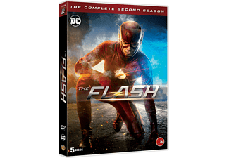 The Flash Säsong 2 Action DVD