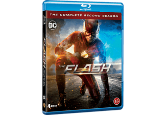 The Flash Säsong 2 Action Blu-ray