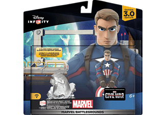 DISNEY INFINITY (FIGUREN) Playset Marvel Battlegrounds Playset