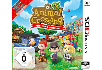 Animal Crossing: New Leaf - Welcome amiibo - Nintendo 3DS