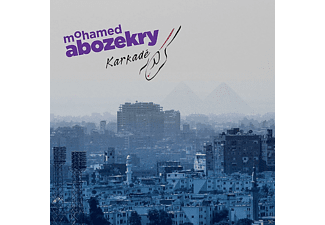 Abozekry Mohamed - Karkadé - (CD)