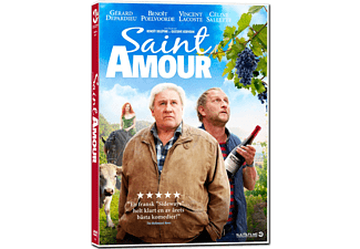 Saint Amour Komedi DVD