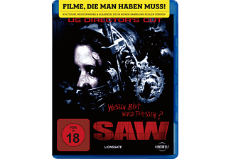 SAW US Horror Blu-ray