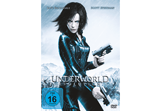Underworld 2 - Evolution Horror DVD