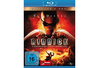 Riddick - Chroniken eines Kriegers (Director's Cut) Science Fiction Blu-ray